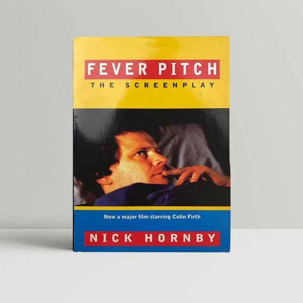 nick hornby fever pitch signed screenplay1
