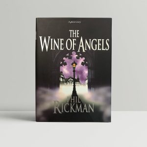 phil rickman the wine of angels first edition1