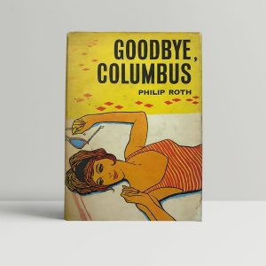philip roth goodbye columbus fisrt edition1