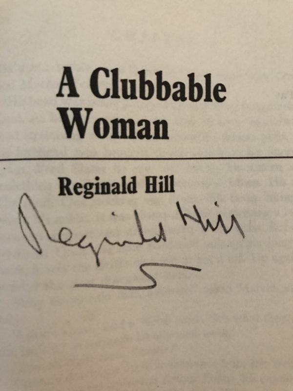 reginald hill signed collection2