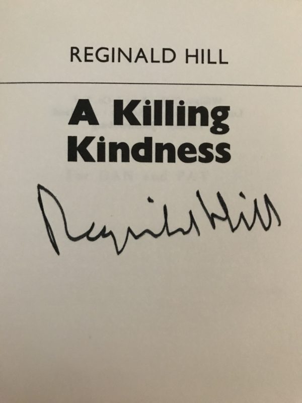 reginald hill signed collection3