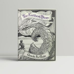 ursula le guin the farthest shore first edition1