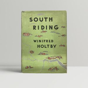 winifred holtby south riding first edition1