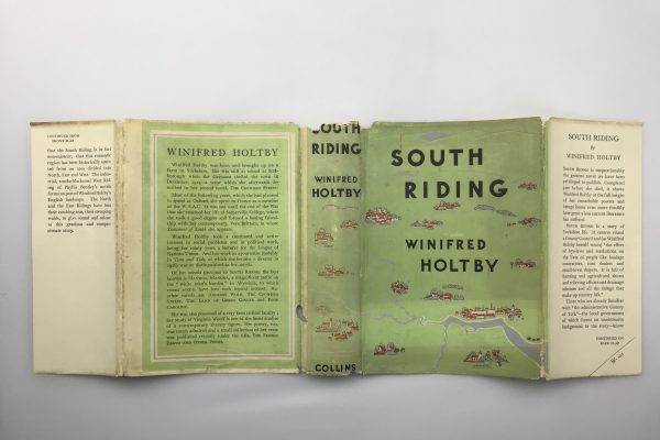 winifred holtby south riding first edition4