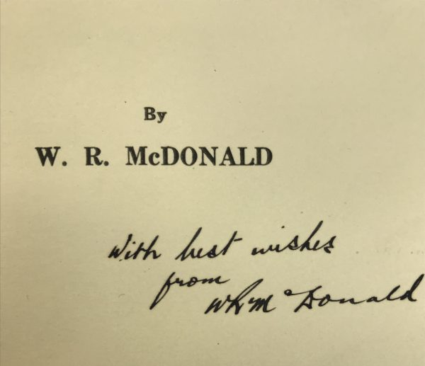 wrm mcdonald by bomber to britain signed first edition5