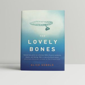 alice bebold the lovely bones signed first edition1