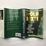 colin dexter the way through the woods signed first edition4