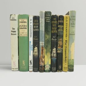 cs forester the hornblower collection first edition set1