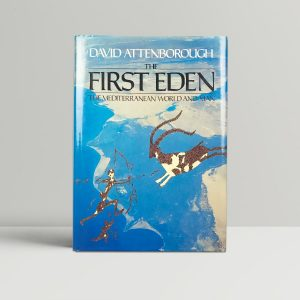david attenborough the first eden signed first edition1