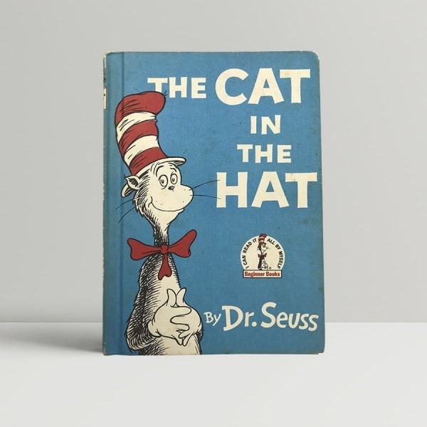 dr seuss the cat in the hat first edition1