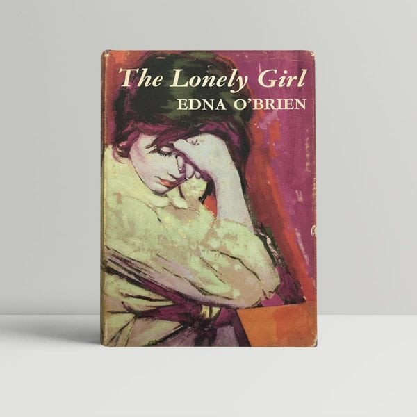 edna obrien the lonely girl first edition1
