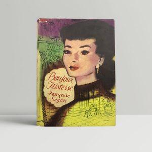 francoise sagan bonjour tristesse first edition1