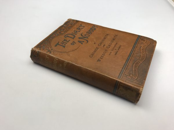 george and weedon grossmith diary of a nobody first edition3