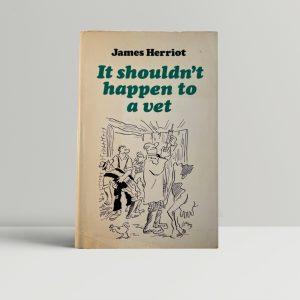james herriot it shouldnt happen to a vet 1st ed1