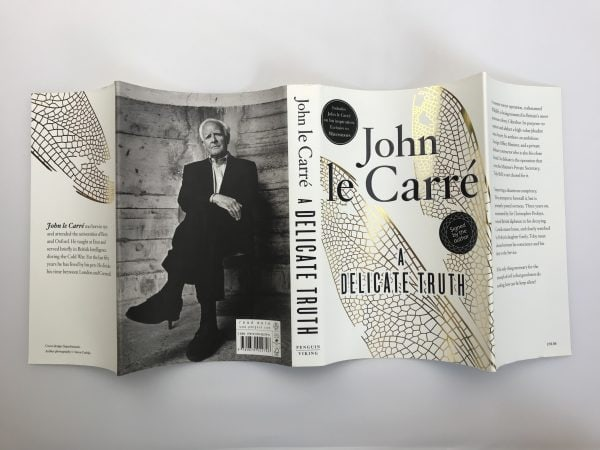 john le carre a delicate truth signed first edition4
