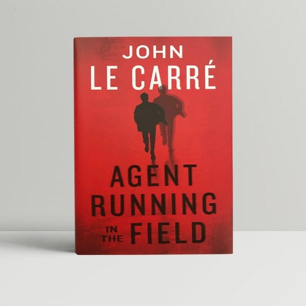 john le carre agent running in the field signed first edition1
