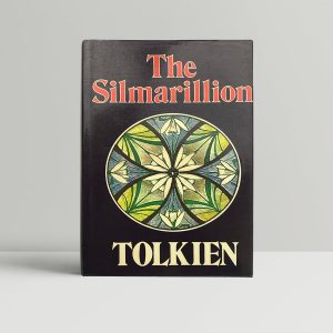 jrr olkien the silmarillion first edition1 1