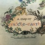 jrr tolkien map of middle earth3