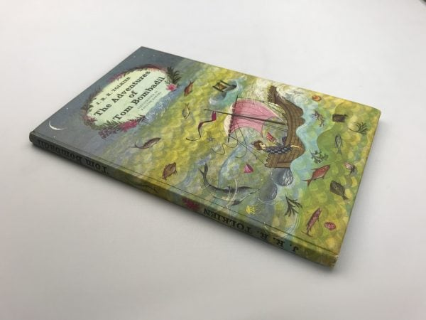 jrr tolkien the adventures of tom bombadil first edition3