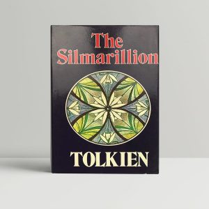 jrr tolkien the silmarillion first edition1