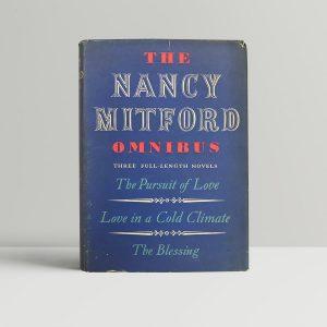 nancy mitford omnibus first edition1