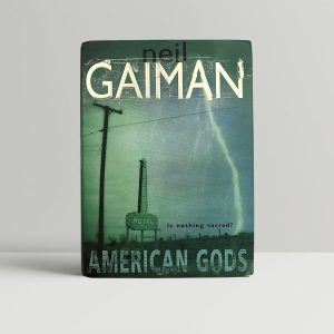 neil gaiman american gods first edition1