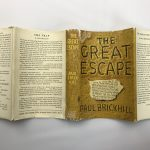 paul brickhill the great escape first edition4