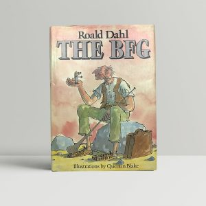 roald dahl the bfg first editon1
