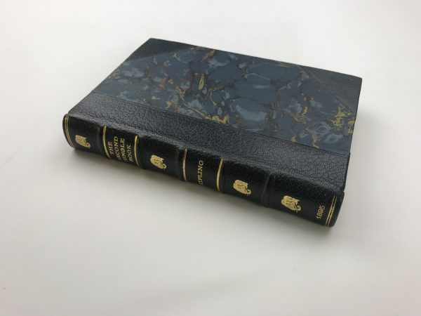 rudyard kipling the second jungle book first edition4