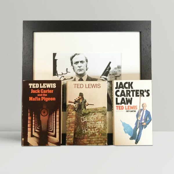 ted lewis collection with signed picture1