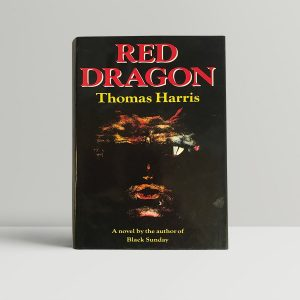 thomas harris red dragon first edition1