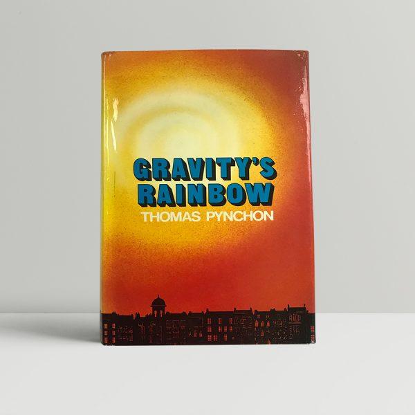 thomas pynchon gravitys rainbow first edition1