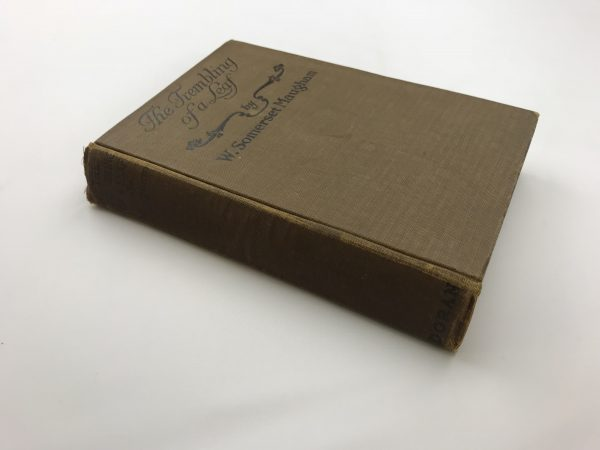 w somerset maugham the trembling of a leaf first edition3