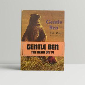 walt morey gentle ben first edition1