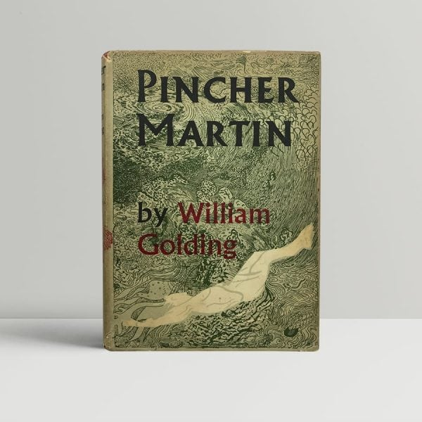 william golding pincher martin first edition1
