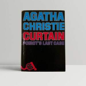 agatha christie a pocket curtain first edition1