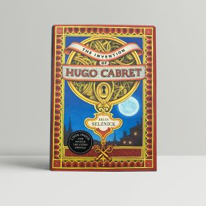 brian selznick the invention of hugh cabret first edition1