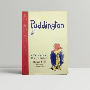 michael bond paddington treasury signed first edition1