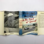 stirling moss in the track of speed first edition4