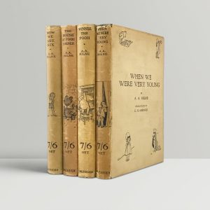 aa milne whinnie the pooh complete set1