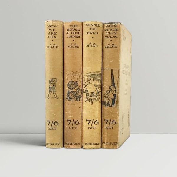 aa milne whinnie the pooh complete set2