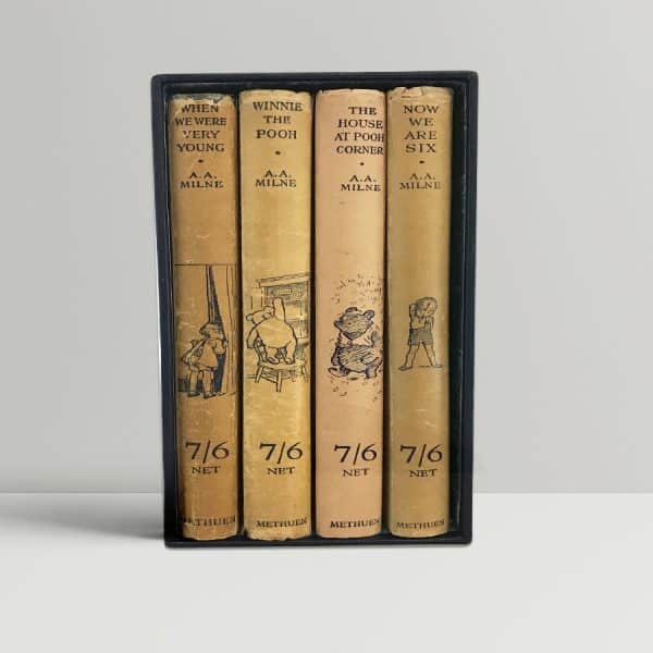 aa milne winnie the pooh complete collection1