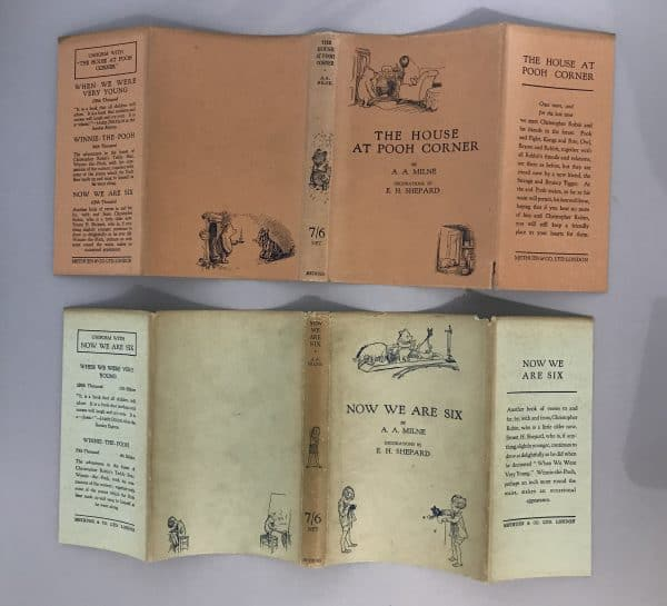 aa milne winnie the pooh complete collection9
