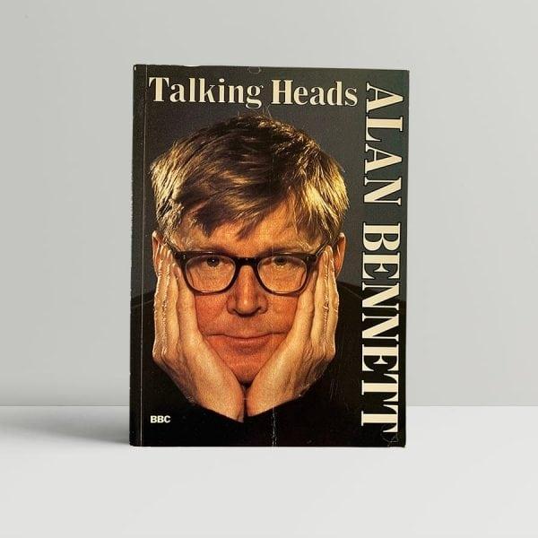 alan bennett talking heads first edition1