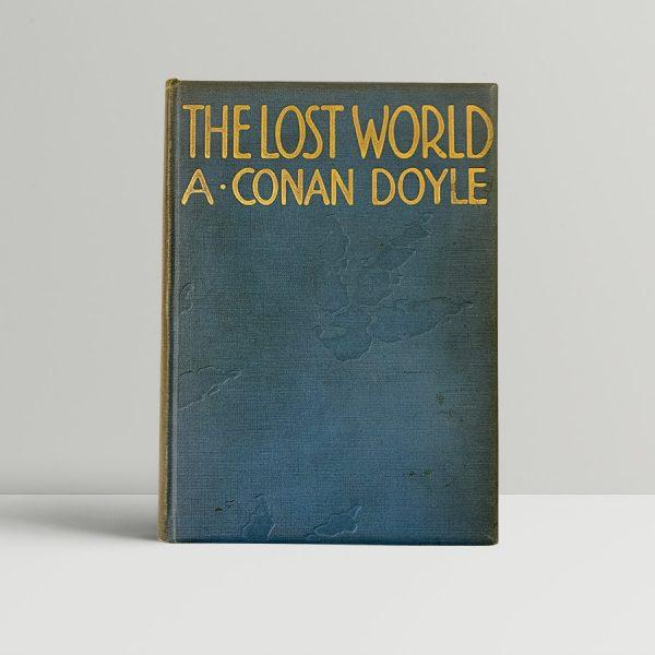 arthur conan doyle the lost world first edition1