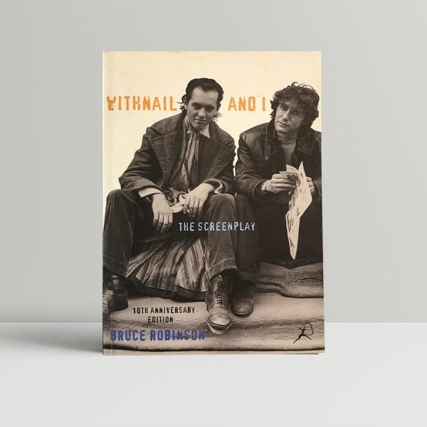 bruce robinson withnail and i signed editon1