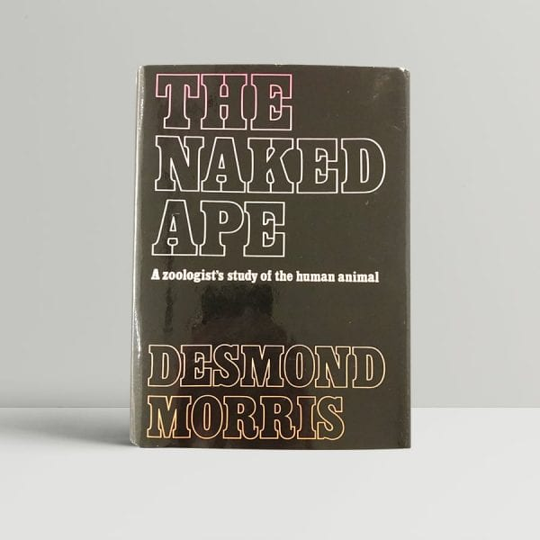 desmond morris the naked ape first edition1