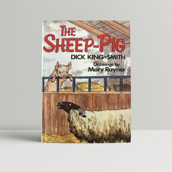 dick king smith the sheep pig first edition1