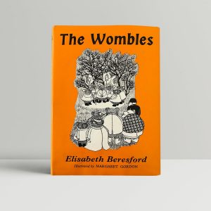 elisabeth beresford the wombles first edition1