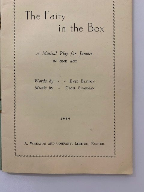 enid blyton the fairy in the box first edition2